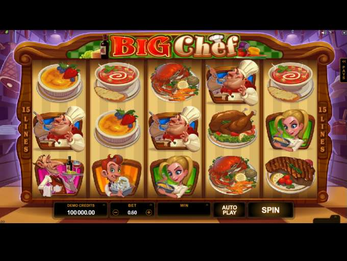 Game Review Big Chef