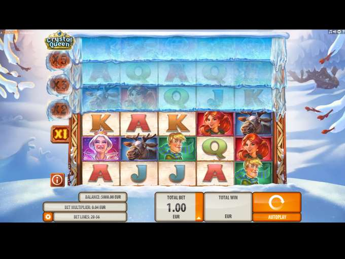 Game Review Crystal Queen