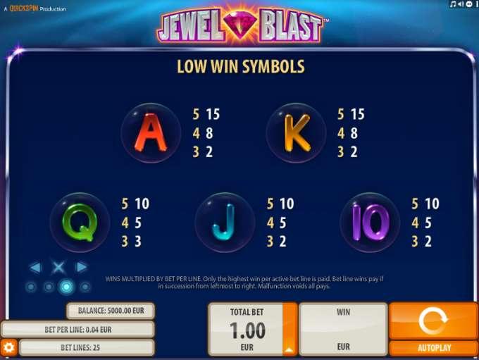 Game Review Jewel Blast