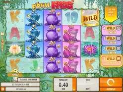 Game Review Royal Frog