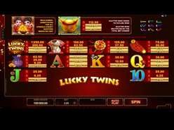 Game Review Lucky Twins