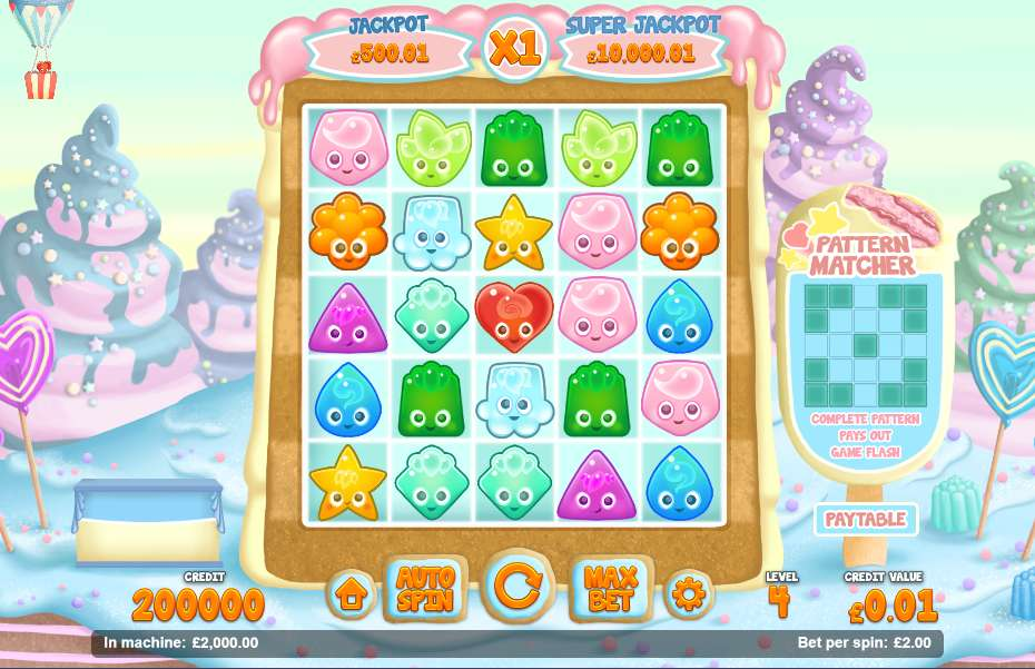 Game Review Candy Kingdom
