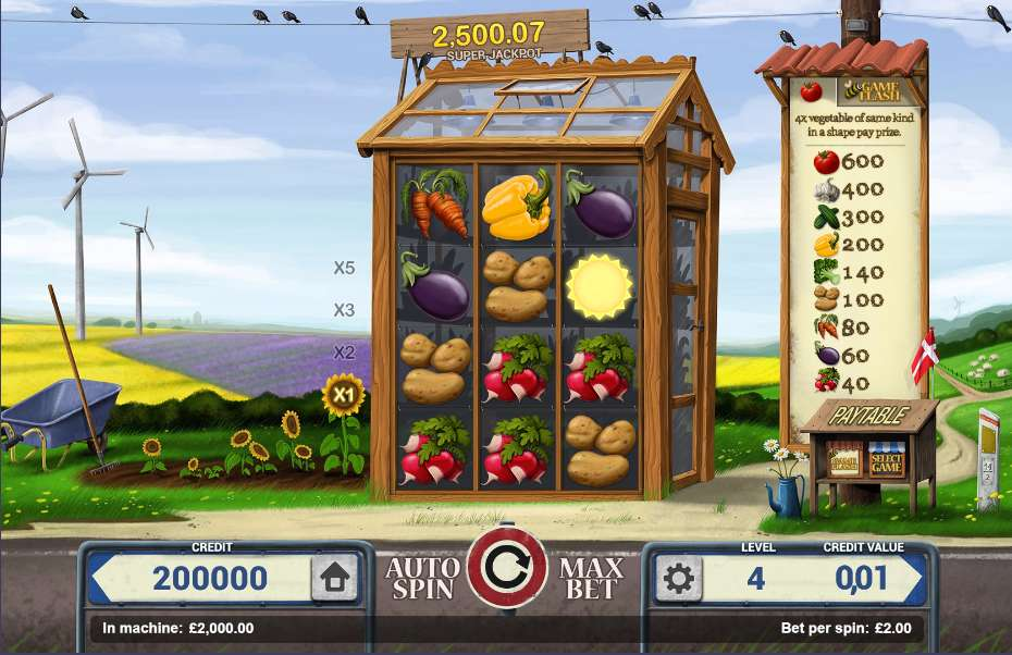 Game Review Sunny Farm