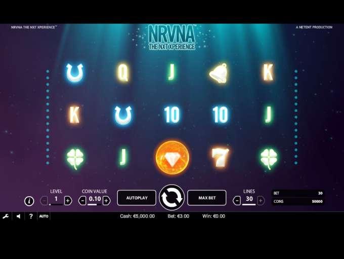Game Review Nrvna