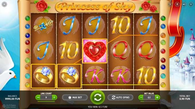 Game Review Princess of Sky