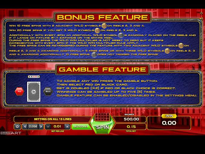 Game Review More Cash