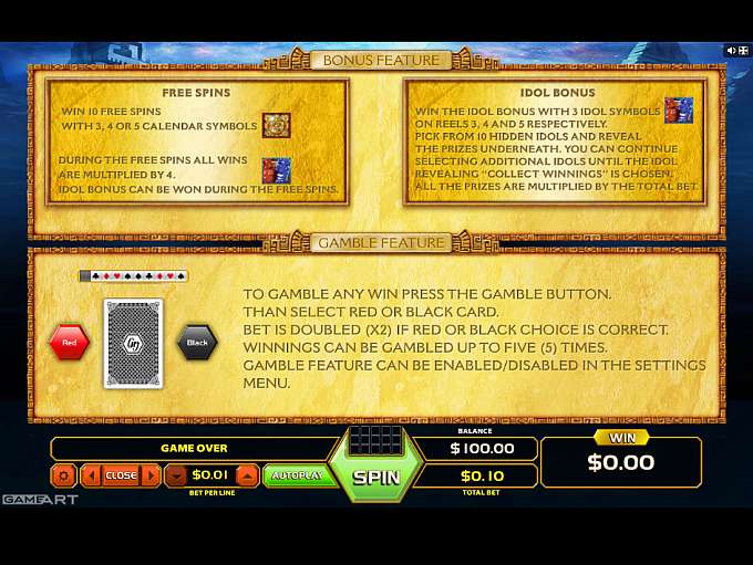 Game Review Mystic Riches