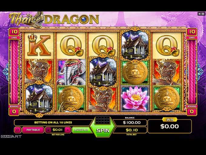 Game Review Thai Dragon