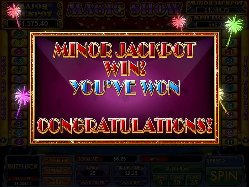 Buzzluck Casino Random Jackpot Winner is Soaring!