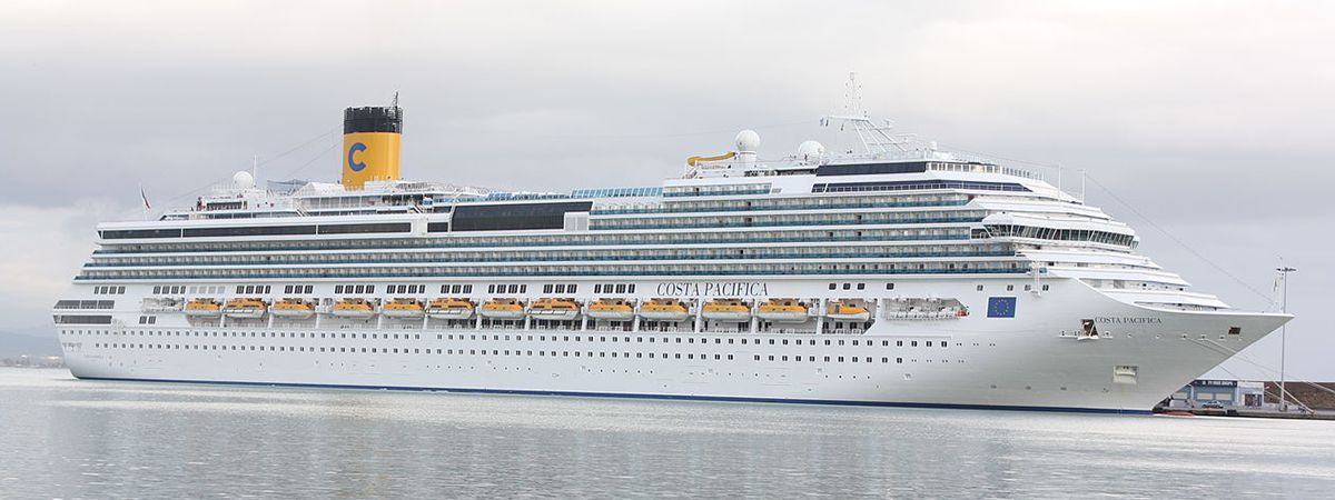 Costa cruises costa tropicale 1