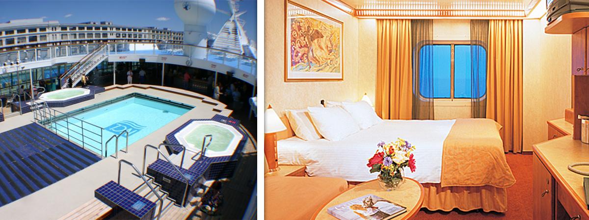 Norwegian cruise line norwegian majesty 2