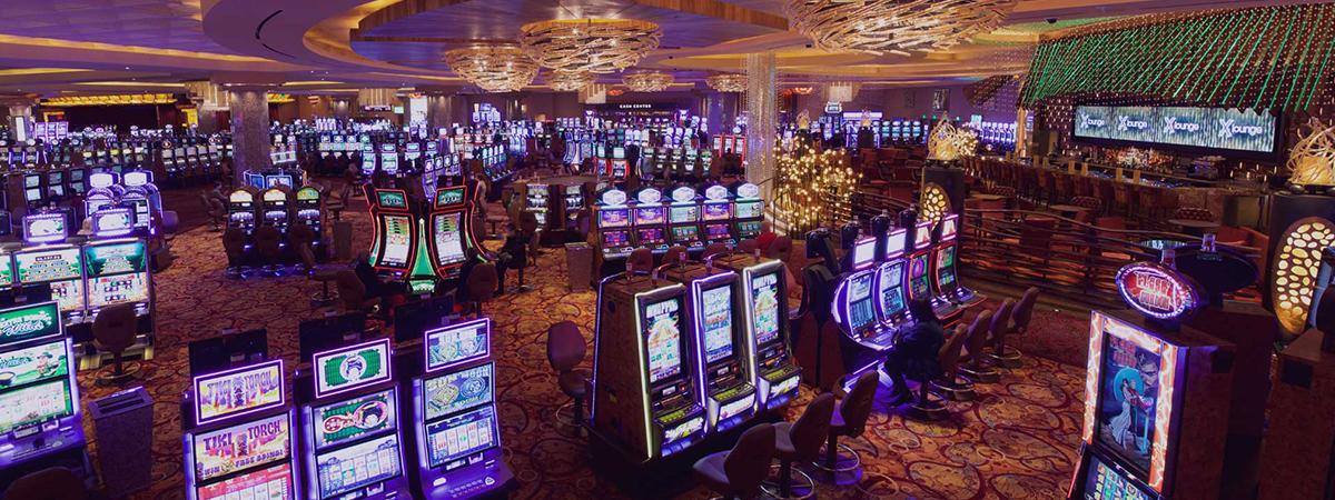 Parx casino 2