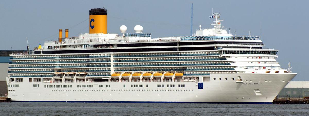 Costa cruises classica 1