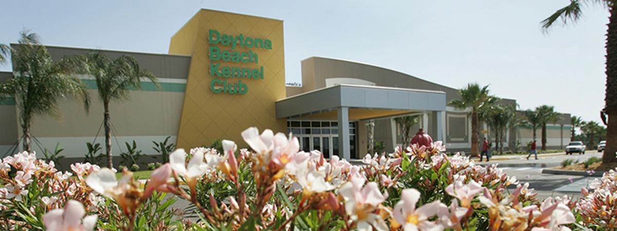 Daytona beach kennel club and poker room 1