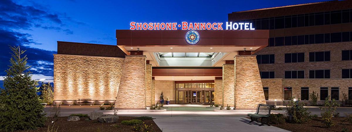 Shoshonebannock casino