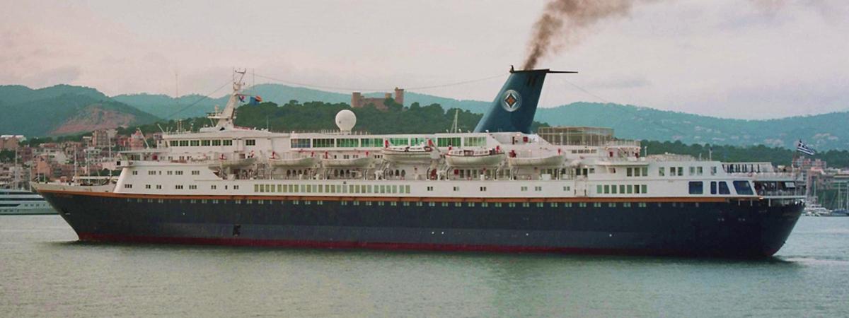 Royal olympia cruises olympia countess 1