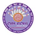 Oak bowl