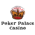 Poker palace casino logo