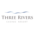 Three rivers casino resort logo