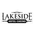 Lakeside casino resort logo