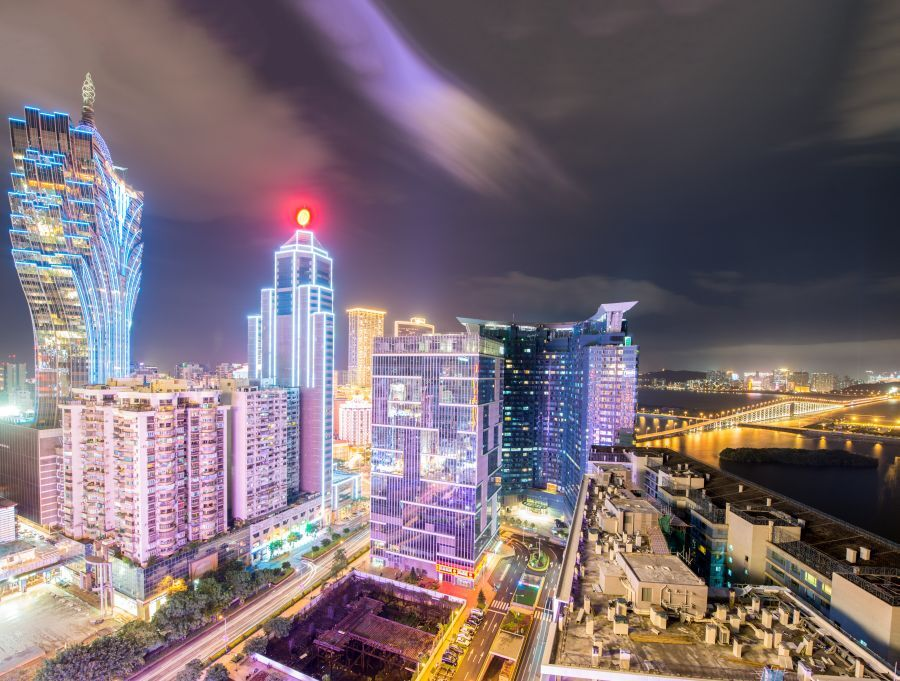 Macau is turning the biggest Gambling Mecca in the World