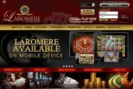Interview with LaRomere  - New Casino, Bonuses and Games