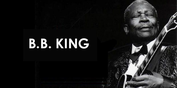 The First Encounter with a Blues Legend BB King