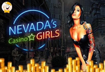 Las Vegas' women of the night