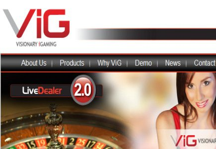 New Expansion Targets for Visionary iGaming