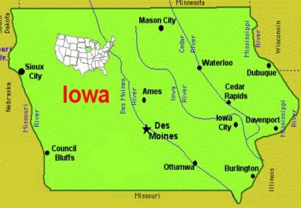 Iowa to Legalize Online Gambling?