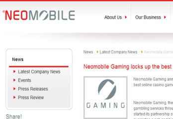 Microgaming and Neomobile on Italian Market