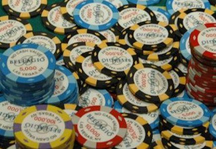 Robber Caught Trying to Sell Bellagio Chips on the Internet