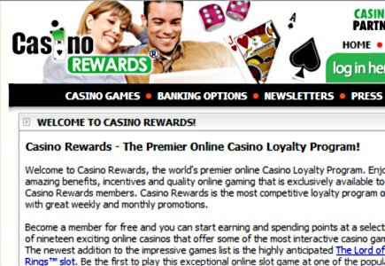 Update: Casino Rewards and Playshare Into More than Affiliate Program Switch