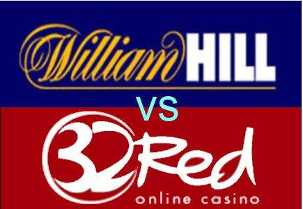 Update: 32Red.com Wins Case Against Will Hill