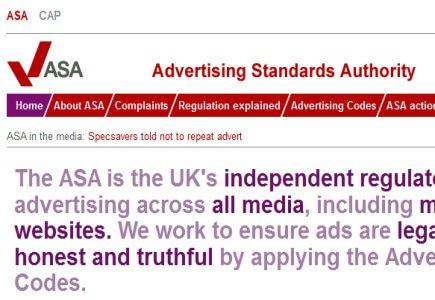 Website Marketing in Jurisdiction of UK Advertising Standards Authority