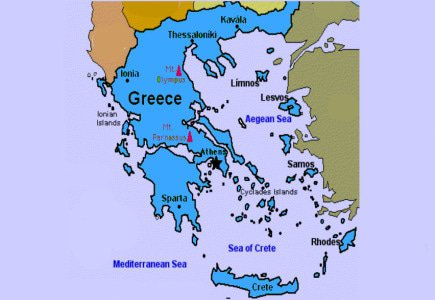 Online Gambling Tax Rate Revised in Greece