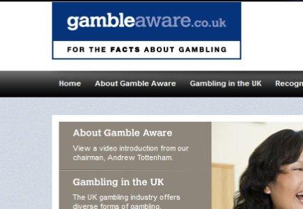 Gamble Aware Redesigned