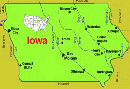 Online Gambling In Iowa: Far From Happening?