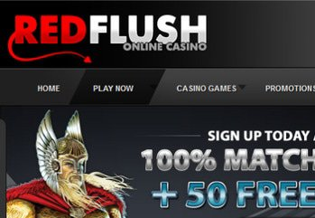 Main red flush