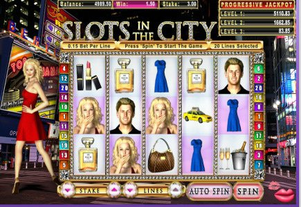 Quicksilver Develops Slots in the City