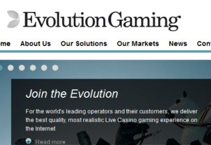 Evolution Gaming Has a Green Light From AAMS