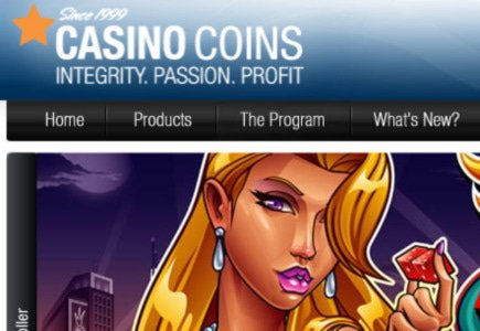 What's Up With Casino Coins Group?