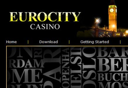 Euro City Casino Pays Big Win