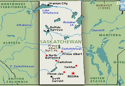Proposals on Online Gambling in Canadian Province of Saskatchewan