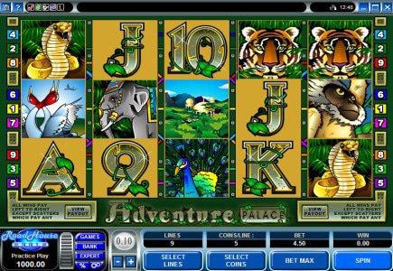 Big Jackpot Hit At Casino-Mate