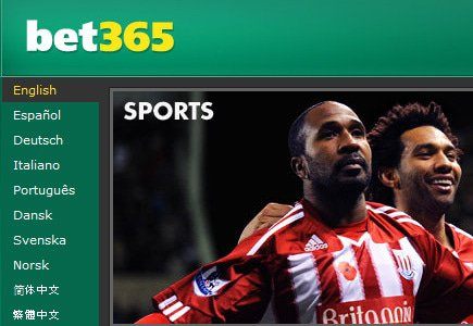 Another Big Winner at Bet365