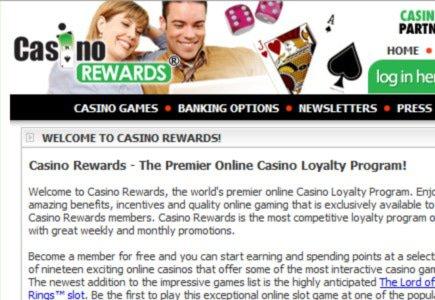 Update: New Brands for Casino Rewards