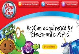 Electronic Arts Acquires PopCap Games