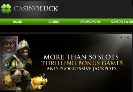 Casino Luck Gets Makeover
