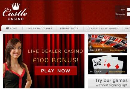 More Live Dealer Action for Castle Casino